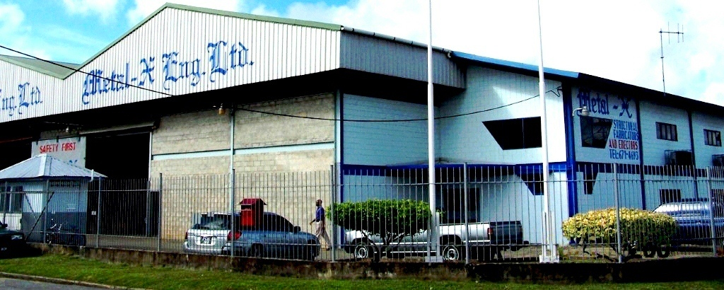 Metal-X Engineering Ltd. (front view)