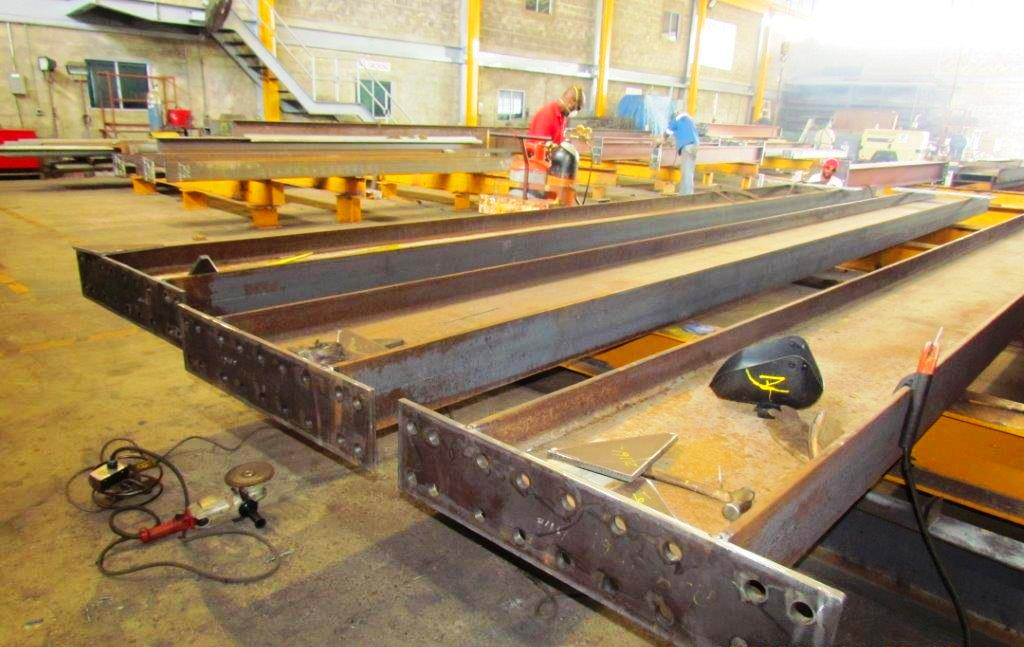 Structural Steel Fabrication 10