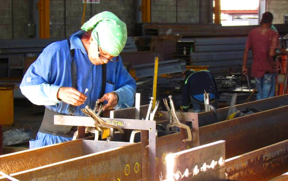 Structural Steel Fabrication 11