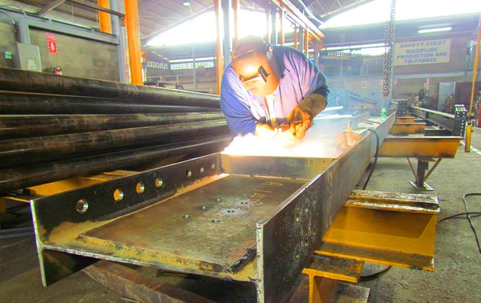Structural Steel Fabrication 17