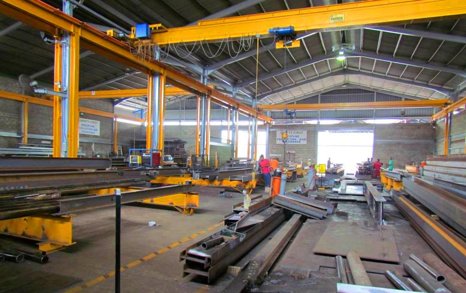 Structural Steel Fabrication 20