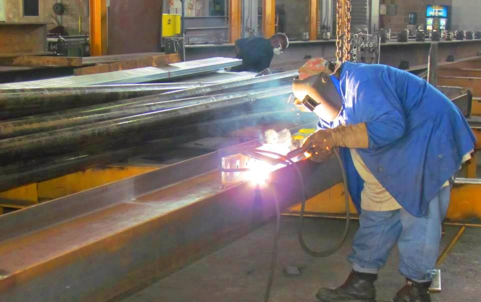 Structural Steel Fabrication 22