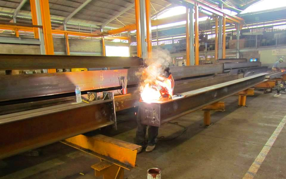 Structural Steel Fabrication 23