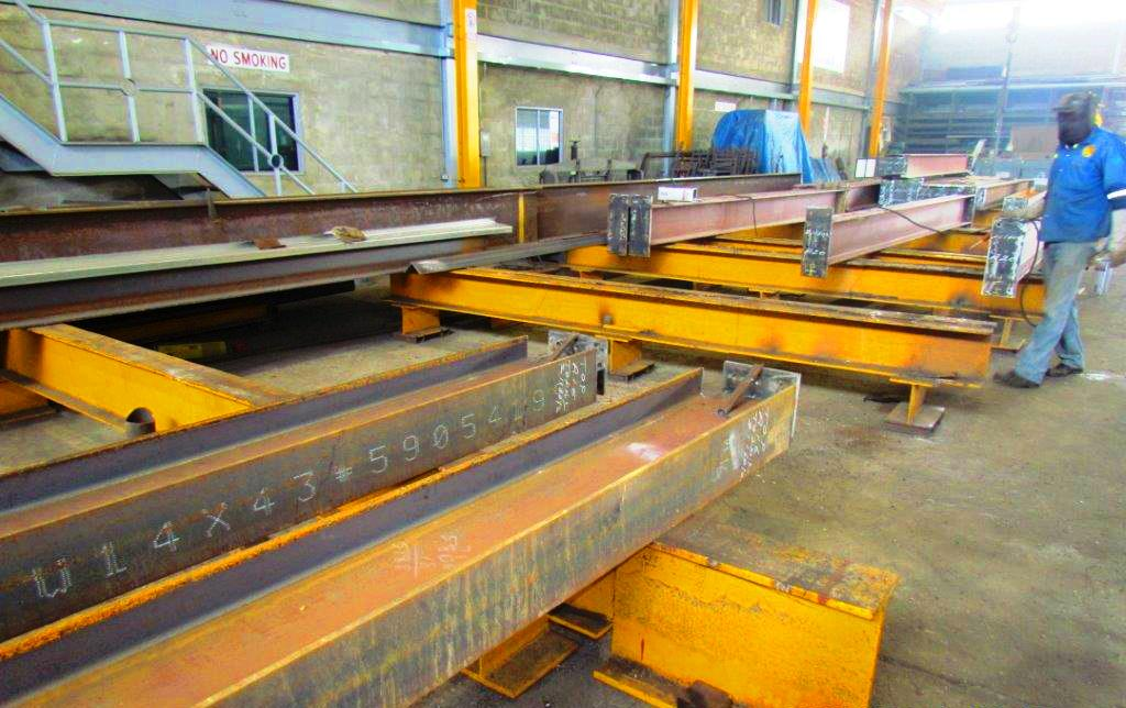 Structural Steel Fabrication 4