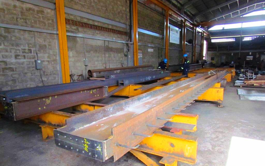 Structural Steel Fabrication 5