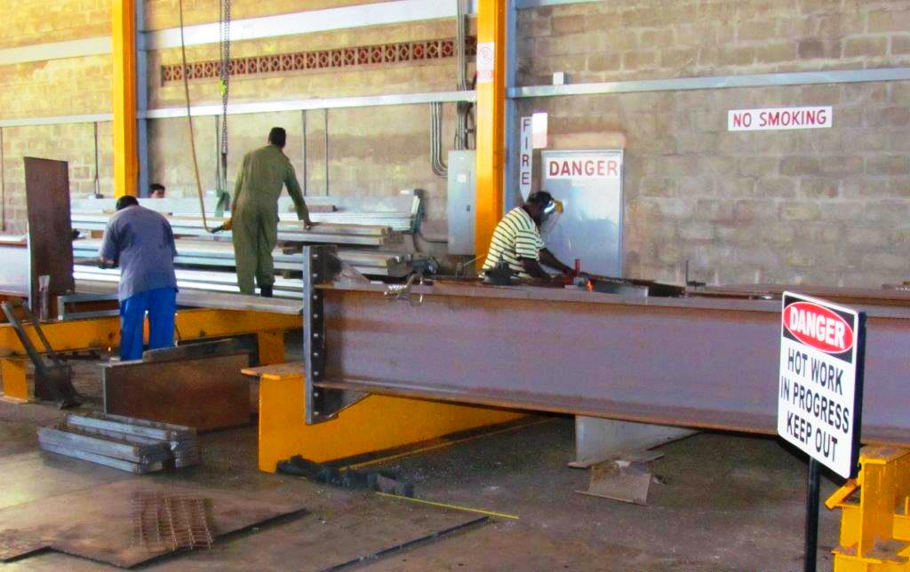 Structural Steel Fabrication 7