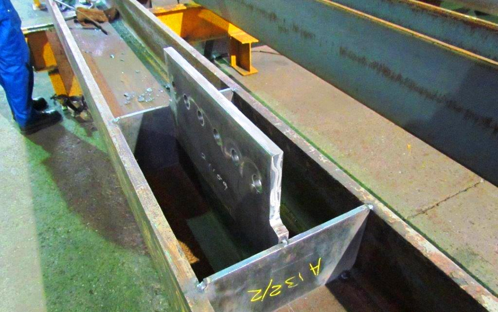 Structural Steel Fabrication 8