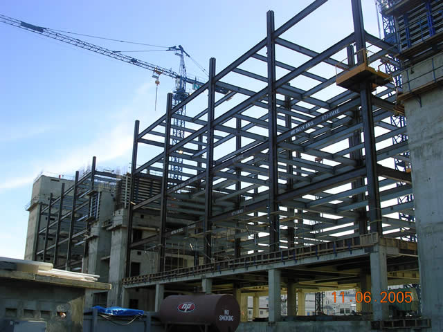 Metal X Engineering Limited Structural Steel Erection